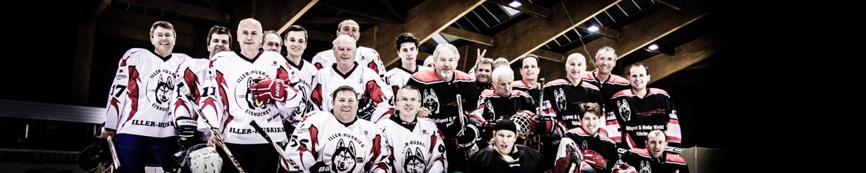 Die Iller-Huskies – Eishockey im Illertal